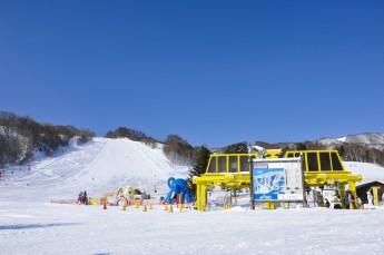 関東唯一のスキーヤー専用スキー場